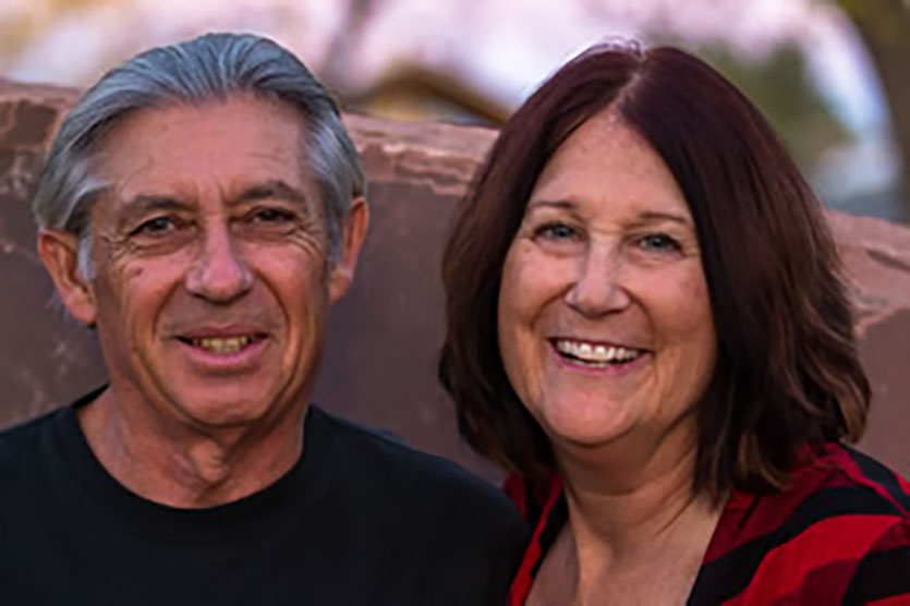 Founders Mike and Debi Grillo at a Preschool & Daycare Serving Thornton, CO